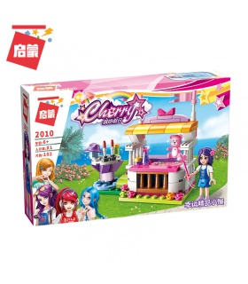 ENLIGHTEN 2010 Lucky Souvenir Stall Building Blocks Set