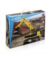Double Eagle CaDA C51057 Remote Control Excavator Building Blocks Toy Set