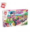 ENLIGHTEN 2015 Happy Little Train Building Blocks Toy Set