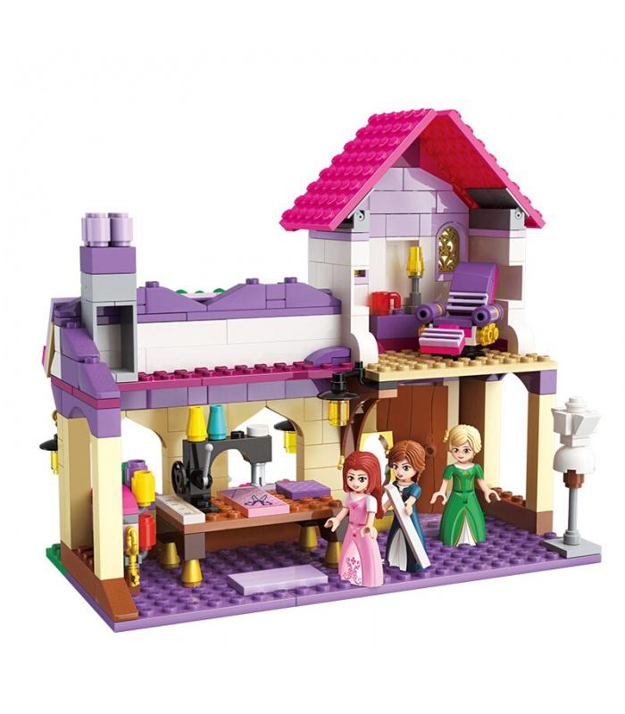 ENLIGHTEN 2606 Genius Tailor's Building Blocks Set