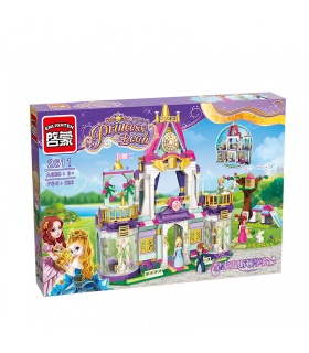 ENLIGHTEN 2611 Royal Wisdom School Building Blocks Set