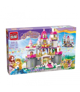 ENLIGHTEN 2612 Angel Castle Celebration Building Blocks Set
