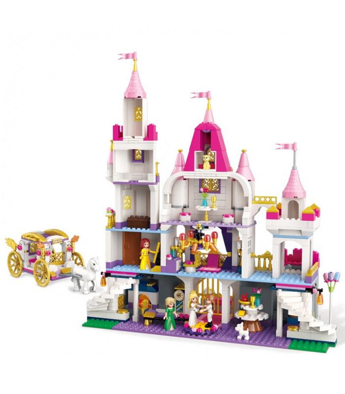 ENLIGHTEN 2612 Angel Castle Celebration Building Blocks Set