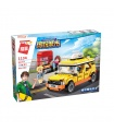 ENLIGHTEN 1134 Visites de Taxi Blocs de Construction Jouets Jeu