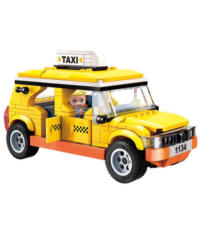 ÉCLAIRER 1134 Visites de Taxi Blocs de Construction Ensemble
