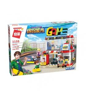 ÉCLAIRER 1135 Cool de la Salle de jeux de Blocs de Construction Ensemble