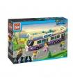 Просветите 1123 экскурсионный автобус строительные блоки игрушка комплект