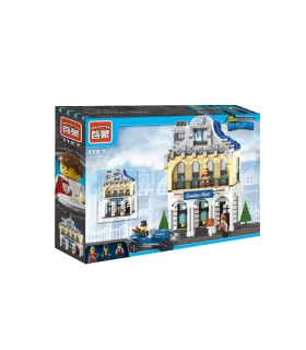 ENLIGHTEN 1127 Sunshine Hotel Building Blocks Set