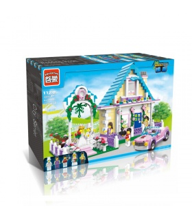ENLIGHTEN 1129 Wedding Room Building Blocks Set