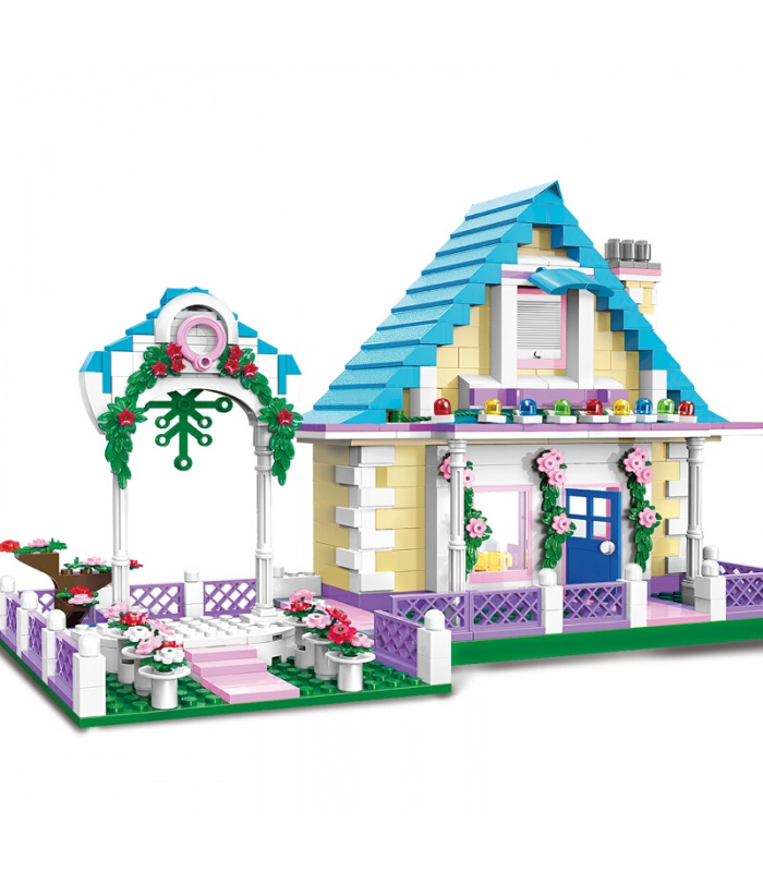 Просветите 1129 свадебный номер строительные блоки комплект