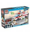 ENLIGHTEN 1118 Emergency Treatment Building Blocks Toy Set