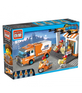 ENLIGHTEN 1119 Enlighten Express Building Blocks Set
