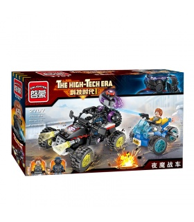 ENLIGHTEN 2707 Night Flier Building Blocks Set