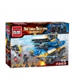 ENLIGHTEN 2713 Apocalypse Tank Building Blocks Toy Set