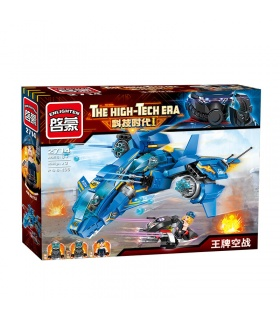 ENLIGHTEN 2714 Air Battle Building Blocks Set