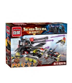 AUFKLÄREN 2715 Laser Cannon Building Blocks Set