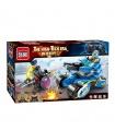 Просветите 2705 сияющей колесницы строительные блоки игрушка комплект