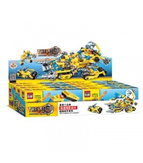 ENLIGHTEN 1408 The Legend of Chariot Building Blocks Set