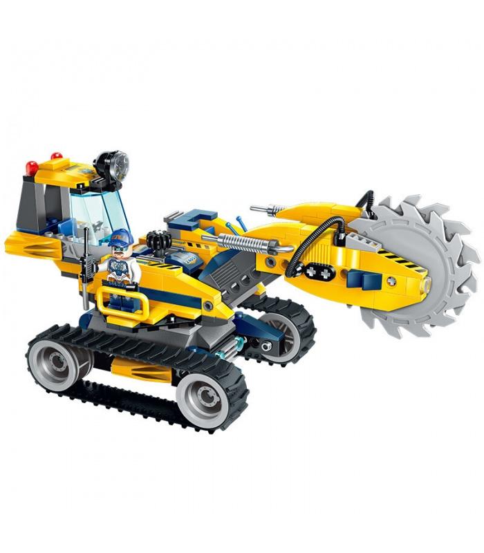 Просветите 2405 рок Дробилка строительные блоки комплект