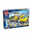 ENLIGHTEN 2407 Cyanite Transporter les Blocs de Construction Jouets Jeu