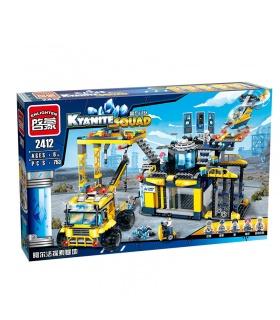 ENLIGHTEN 2412 Alpha Exploration Base Building Blocks Set