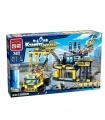 ENLIGHTEN 2412 Alpha Exploration Base Building Blocks Toy Set