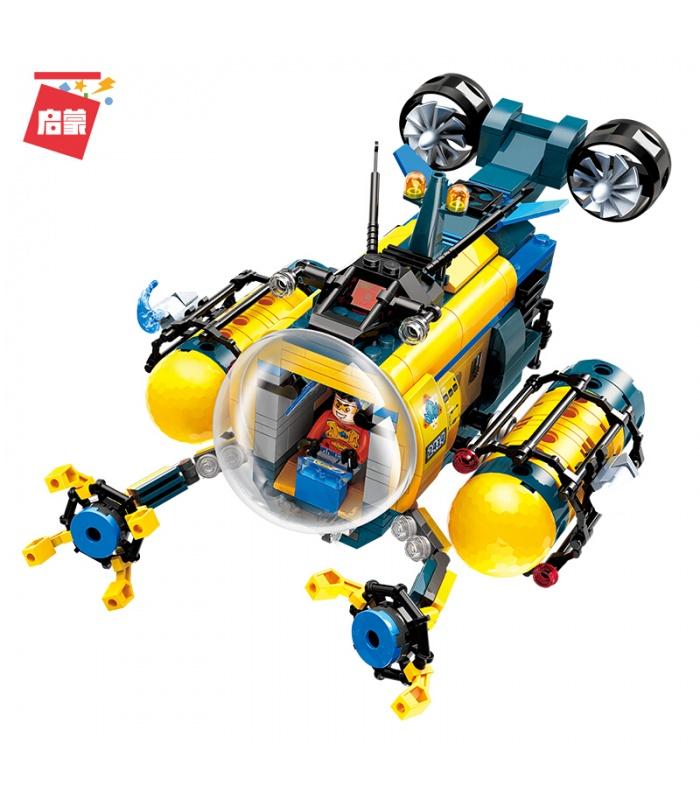 Просветите 2414 глубоководной миссии набор строительных блоков