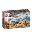 ENLIGHTEN 1719 Apache's Raid Building Blocks Toy Set