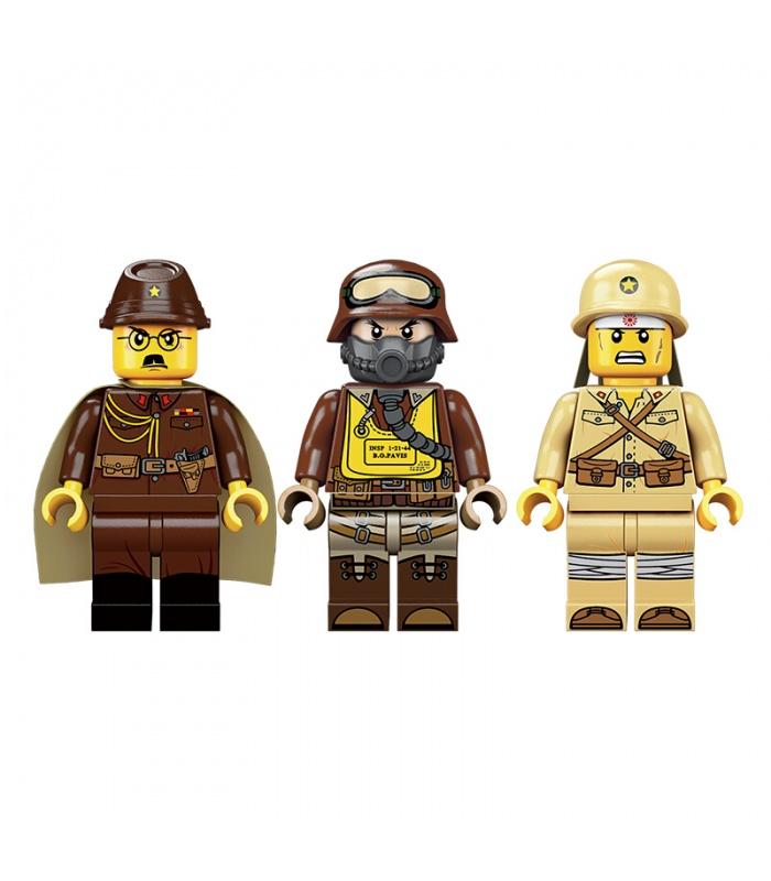 ENLIGHTEN 1719 Apache's Raid Building Blocks Set