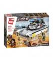 啓発1721覇王のタンクに派遣ビルブロック玩具セット