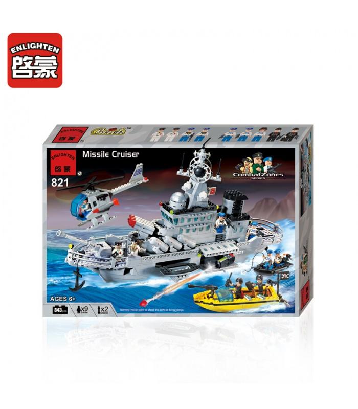ILUMINAR 821 de Misiles de Crucero de la Construcción de Bloques