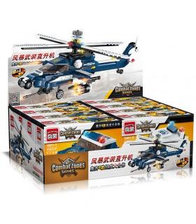 ENLIGHTEN 1801 Storm Armed Helicopter Building Blocks Set