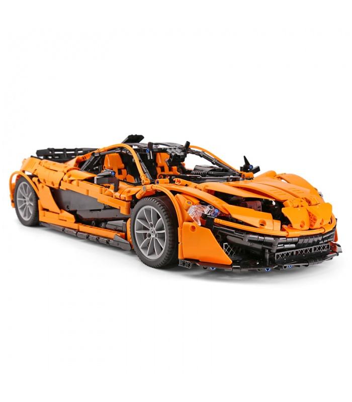 La coutume de la McLaren P1 MOC Voiture de Sport Compatible avec les Briques de Construction Jouet Jeu