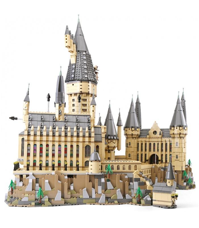 Custom-Harry Potter-Schloss Hogwarts-Kompatible Bausteine Spielzeug-Set 6125 Stück