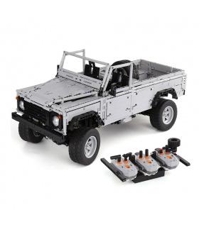 Benutzerdefinierte wilde Geländewagen MOC-kompatible Bausteine Spielzeugset 3643 Stück