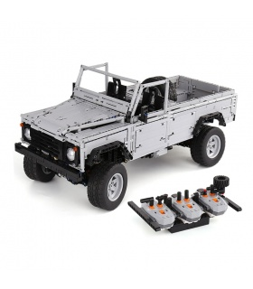 Custom Wild Off Road Vehicles MOC Compatible Building Bricks Toy Set 3643 Pieces