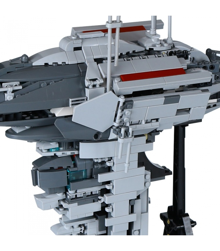 Custom Nebulon-B Medical Frigate Compatible Building Bricks Set 1736 Pieces