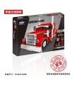 XINGBAO 03012 МОЦ красный монстр строительного кирпича комплект