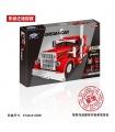 XINGBAO 03012 MOC Red Monster Building Bricks Toy Set