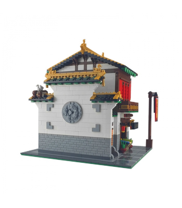 XINGBAO 01001 Silk Zhuang Building Bricks Set