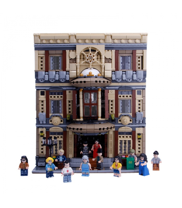 XINGBAO 01005 Maritime Museum Building Bricks Set