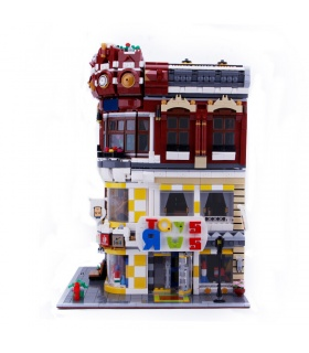 XINGBAO 01006 Toys And Bookstores Building Bricks Set