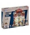 XINGBAO 01006 Spielzeug-Und Buchläden Bausteine Spielzeug-Set