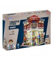 XINGBAO 01006 Toys And Bookstores Building Bricks Toy Set