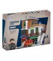 XINGBAO 01013 поселках городского типа игрушки строительные кирпичи комплект