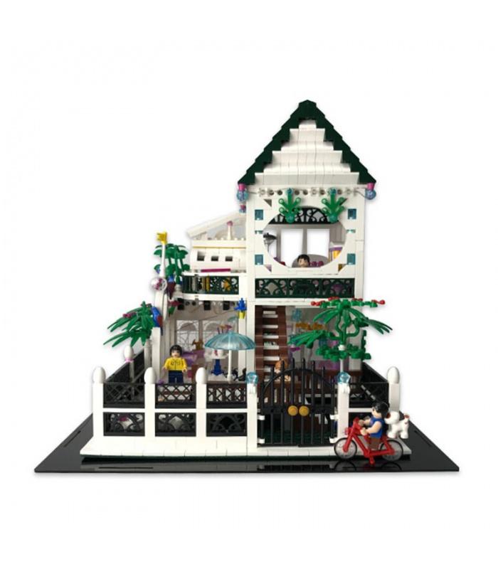 XINGBAO 01202 Romantic Heart Building Bricks Set
