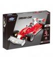 XINGBAO 03023 Red Formula One Racing Car Building Bricks Toy Set