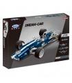 XINGBAO 03022 синий Соник гонки автомобилей игрушка строительные кирпичи комплект