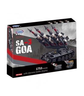XINGBAO 06004 Sowjetisches Sa-3 Goa und T55 Panzerbausatz