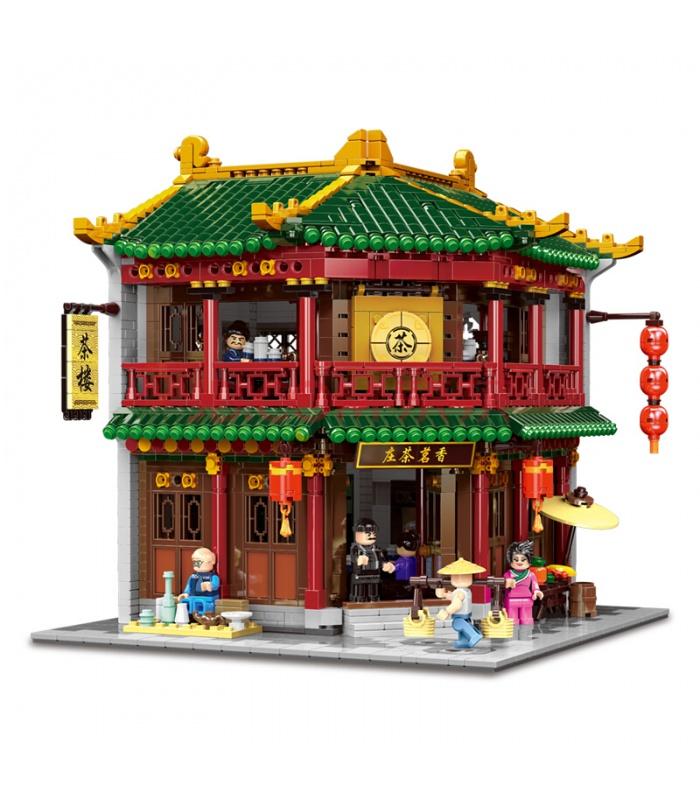 XINGBAO01021Xiangmingティハウス建物の煉瓦セット